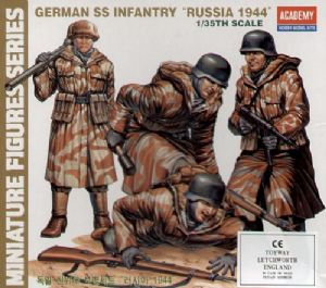 AC1378 WWII German Assault Infantry